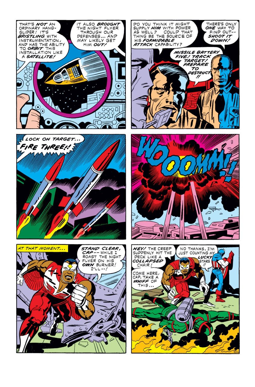 Captain America (1968) Issue #214 #128 - English 15