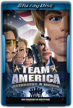 Team America - Detonando o Mundo Torrent Dublado