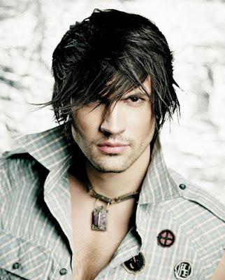 Fringe Hairstyle For Men