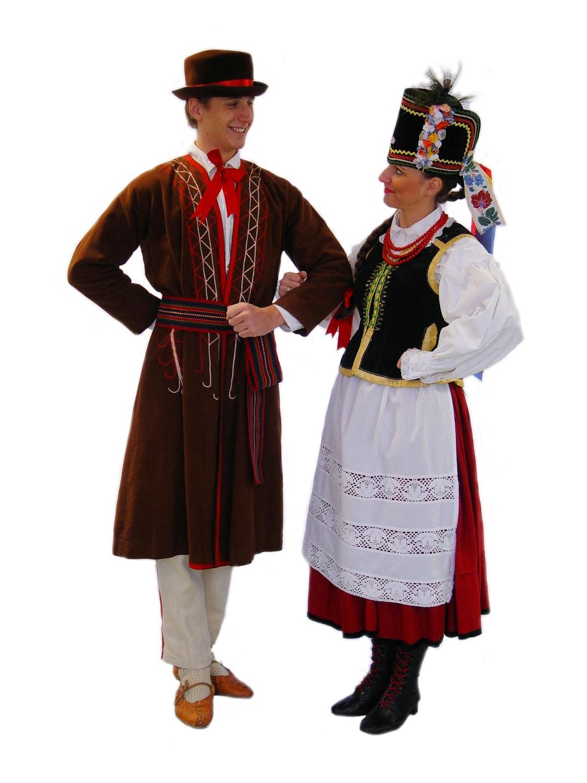 Poland Traditional Dress