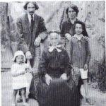 La famille Bizeau au complet