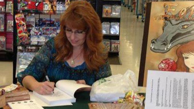 Author, Richelle E. Goodrich