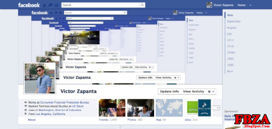 6 Tip Attractive FaceBook Profile