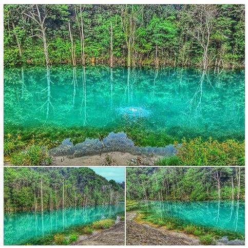 Danau Bekas Tambang di Samarinda
