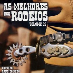 As Melhores dos Rodeios Volume 02 Frente As Melhores dos Rodeios   Vol.2