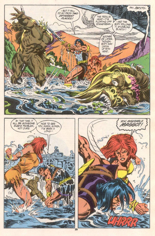 Conan the Barbarian (1970) Issue #241 #253 - English 22
