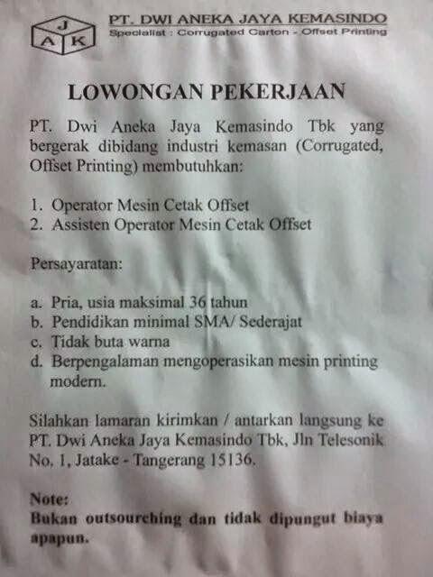 """img src=""""Image URL"""" title=""""PT. Dwi Aneka Jaya Kemasindo Tbk"""" alt=""""Jatake tangerang""""/>"""