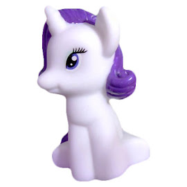 MLP Bathub Finger Puppet Rarity Figure by MZB Accessories