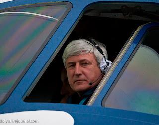 Profil Dan Biodata Aleksandr Yablontsev - Pilot Sukhoi Superjet 100