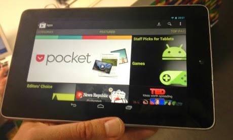 The New Google Nexus 7 32G