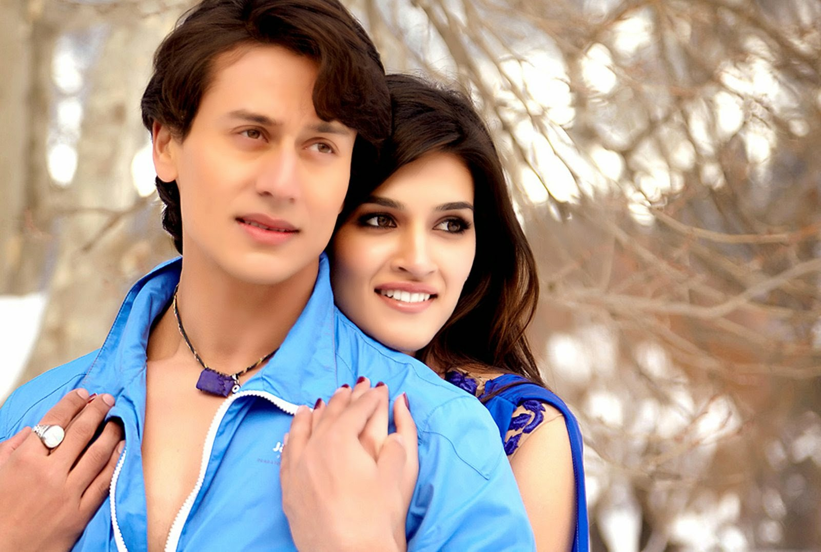 tiger shroff & kriti sanon wallpaper download | every couples hd