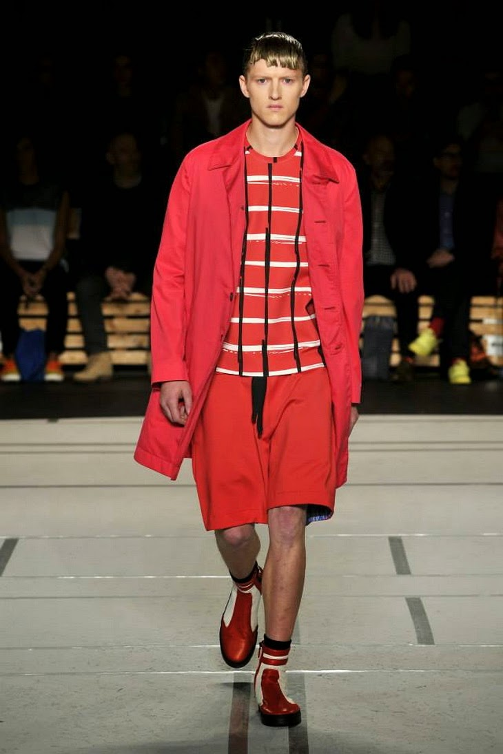 Kenzo Spring Summer 2014 Menswear Collection