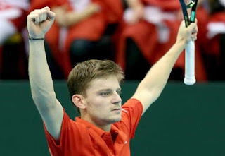 David Goffin tennis atp