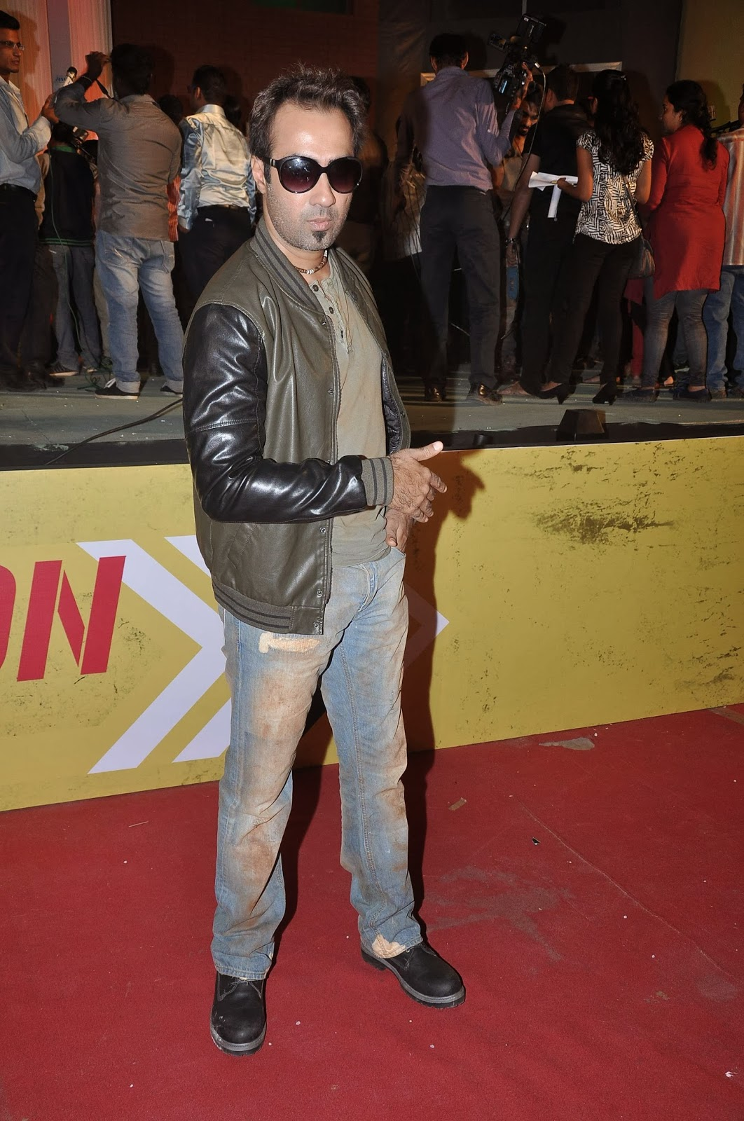 Celebs Contestants Launch At Khatron Ke Khiladi New Season