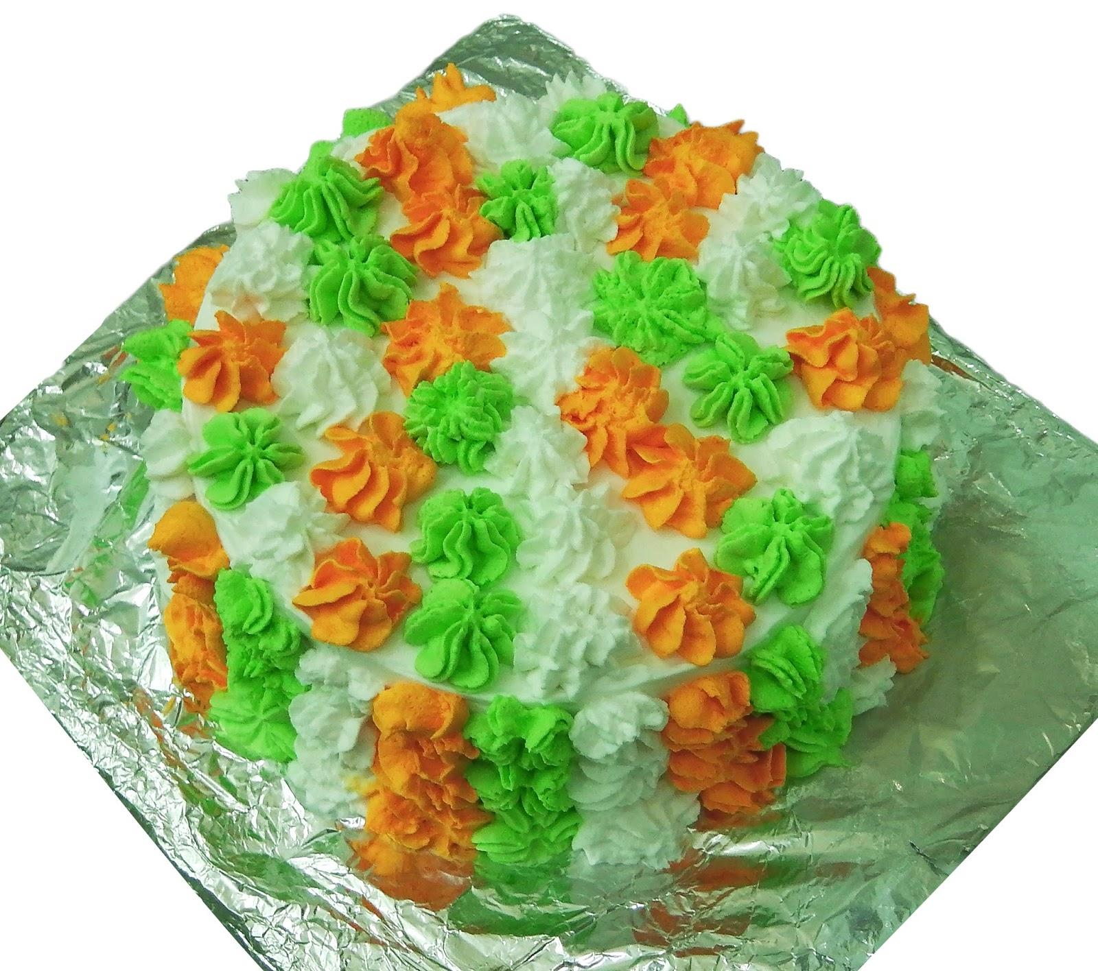 Eggless Cake In Idli Stand