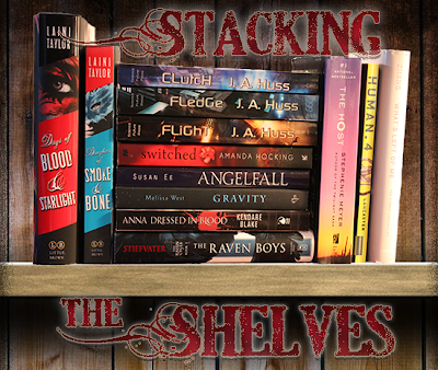 Stacking the Shelves #3