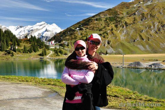 Melancong percuma bersama CDM Adibah ke Mount Titlis Switzerland