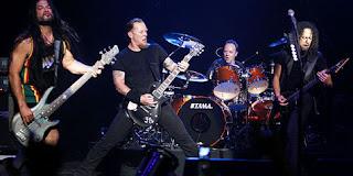 Konser Metallica