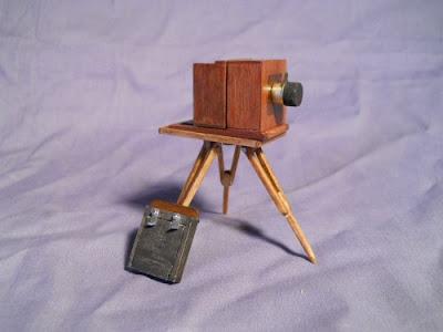 Kamera Plat Basah Terkecil di Dunia (6 Gambar)