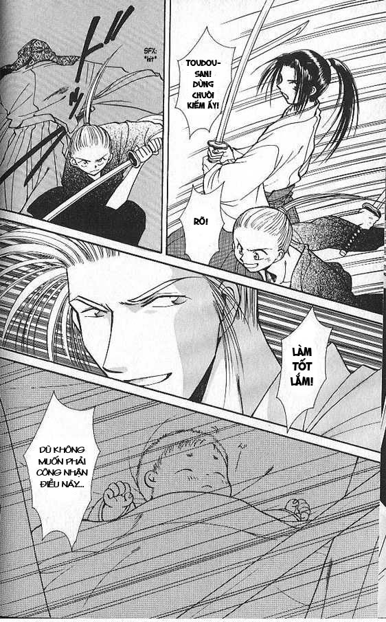 Soshite Haru No Tsuki chap 2 - Trang 29