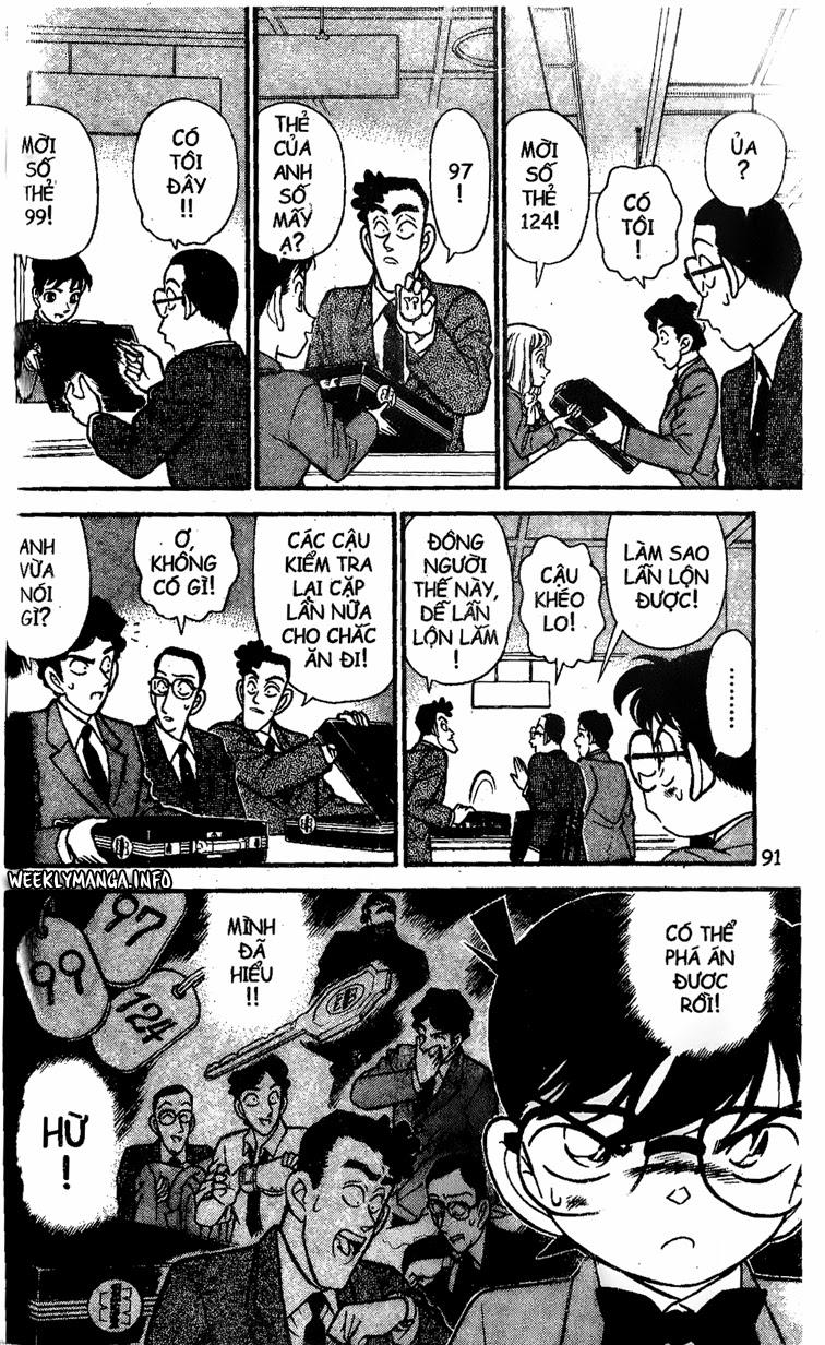 Conan-Thám Tử Lừng Danh trang 18