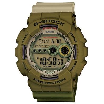 Comprafacil Mx Casio G Shock Gd100ps Edici 243 N Especial Por