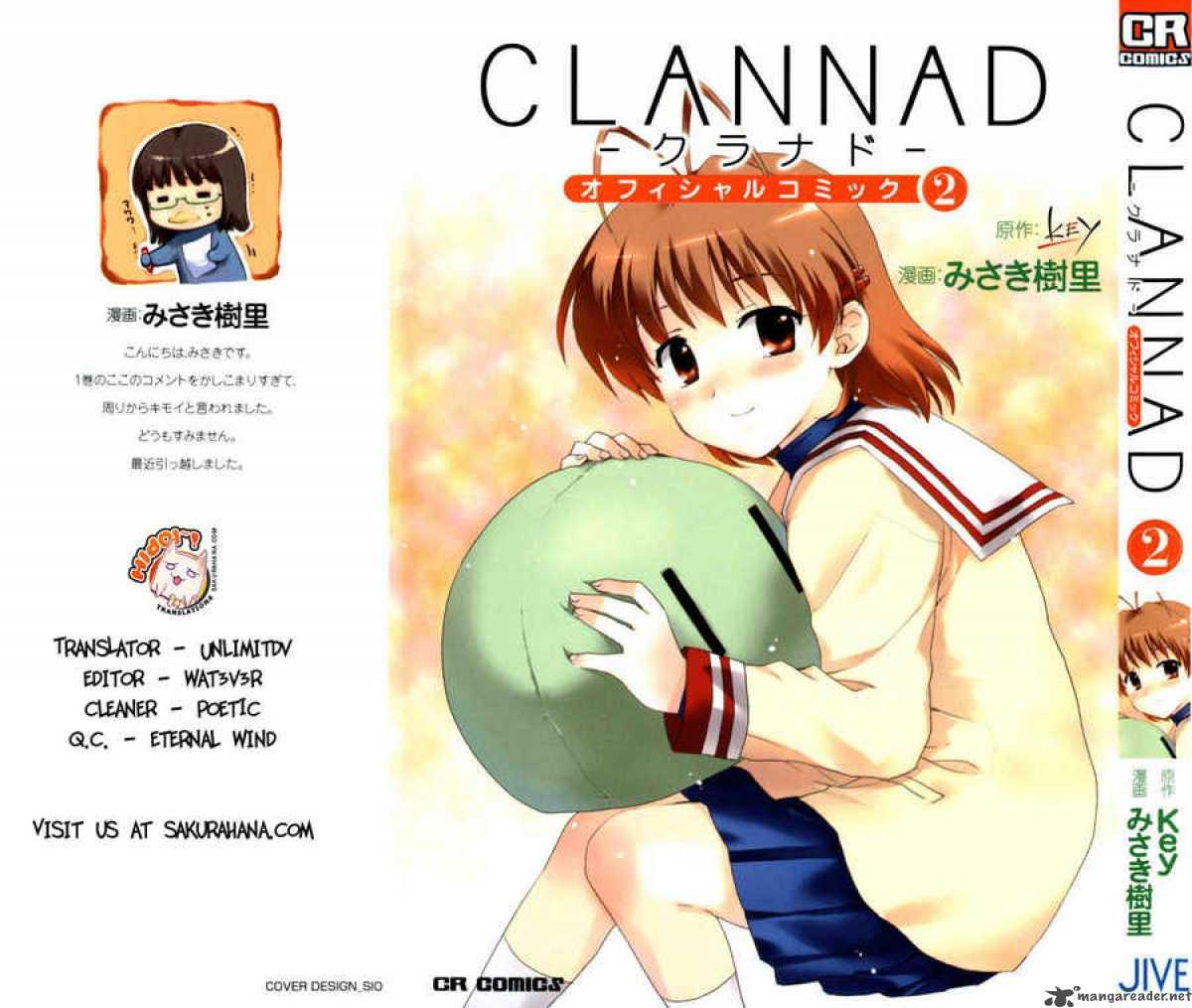 Clannad chap 7 - Trang 4