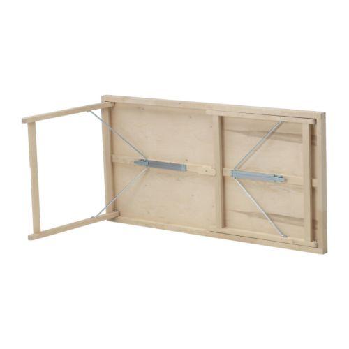 Dekolor misterios de ikea la mesa g ran - Ikea mesas plegables catalogo ...