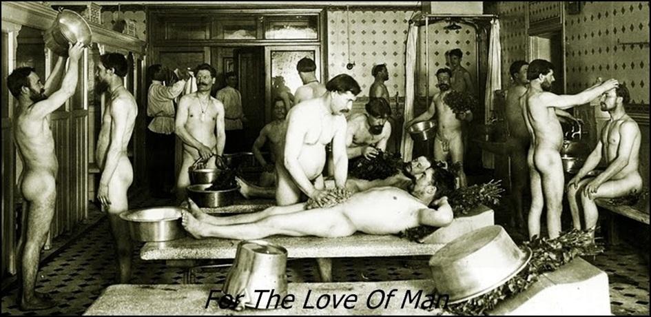 Vintage Gay Military