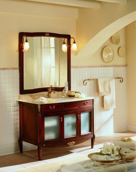 Gabinetes De Baño Imagenes:Bathroom Vanity Cabinets