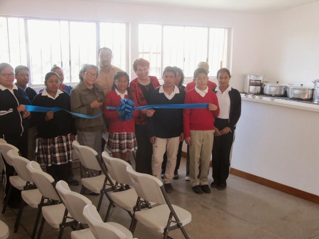 Educaci n bc entrega see cocina y comedor a for Comedor de escuela