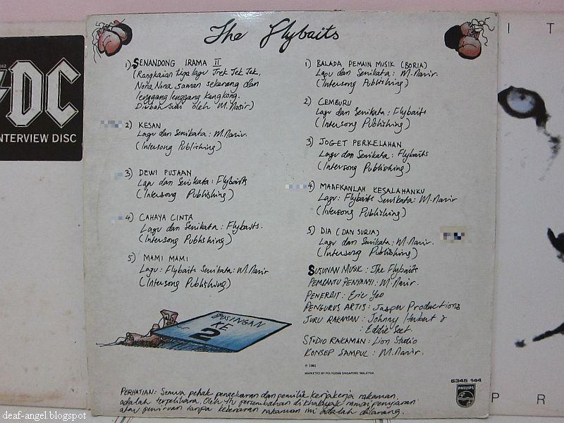 Flybaits - Pusingan Ke 2