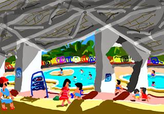 Bedok Swimming Children Pool