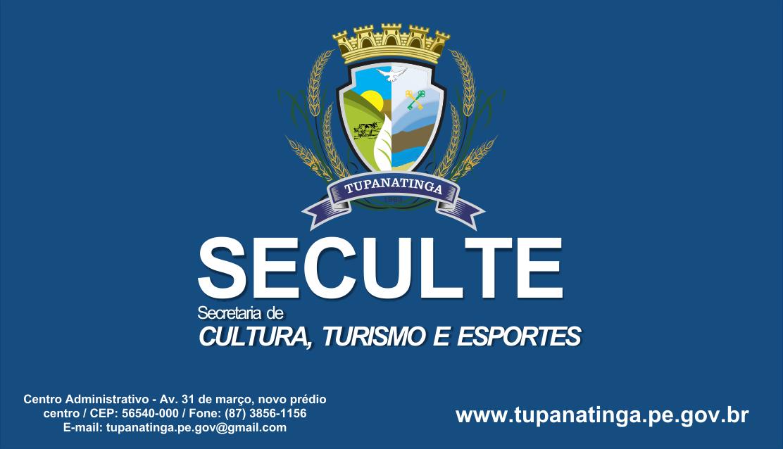 SECRETARIA DE CULTURA, TURISMO E ESPORTES