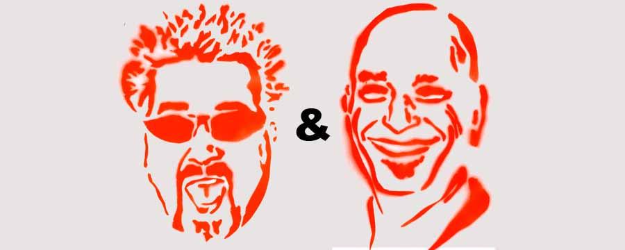 Guy & Howie