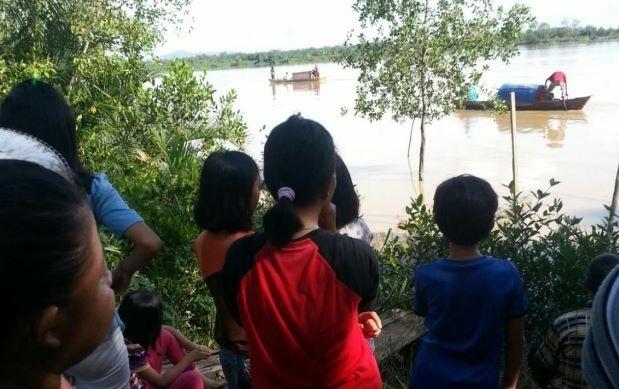 Kanak-kanak 11 tahun dikhuatiri dibaham buaya