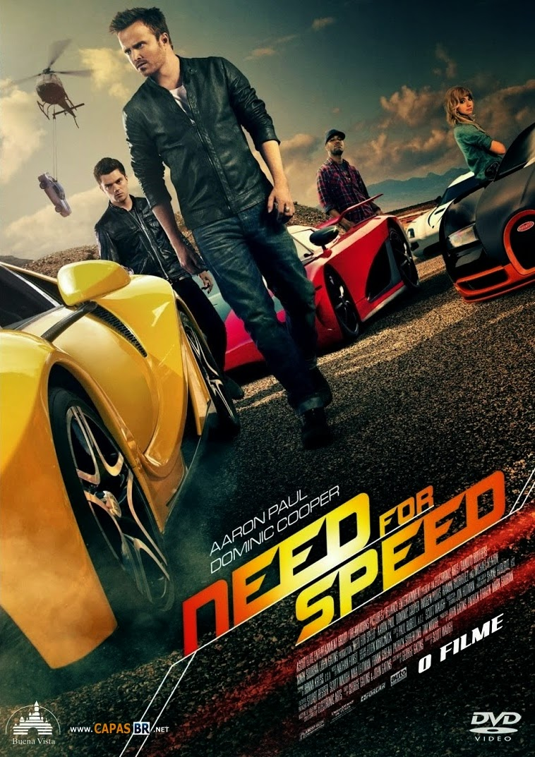 Need For Speed: O Filme – Dublado (2014)