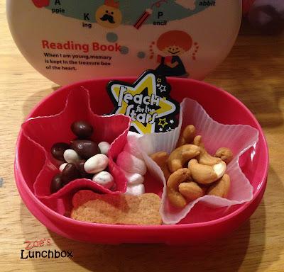 1st Grade Snack Box