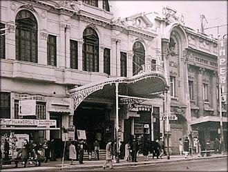 Teatro Victoria, Confitería Forno, Teatro Imperio