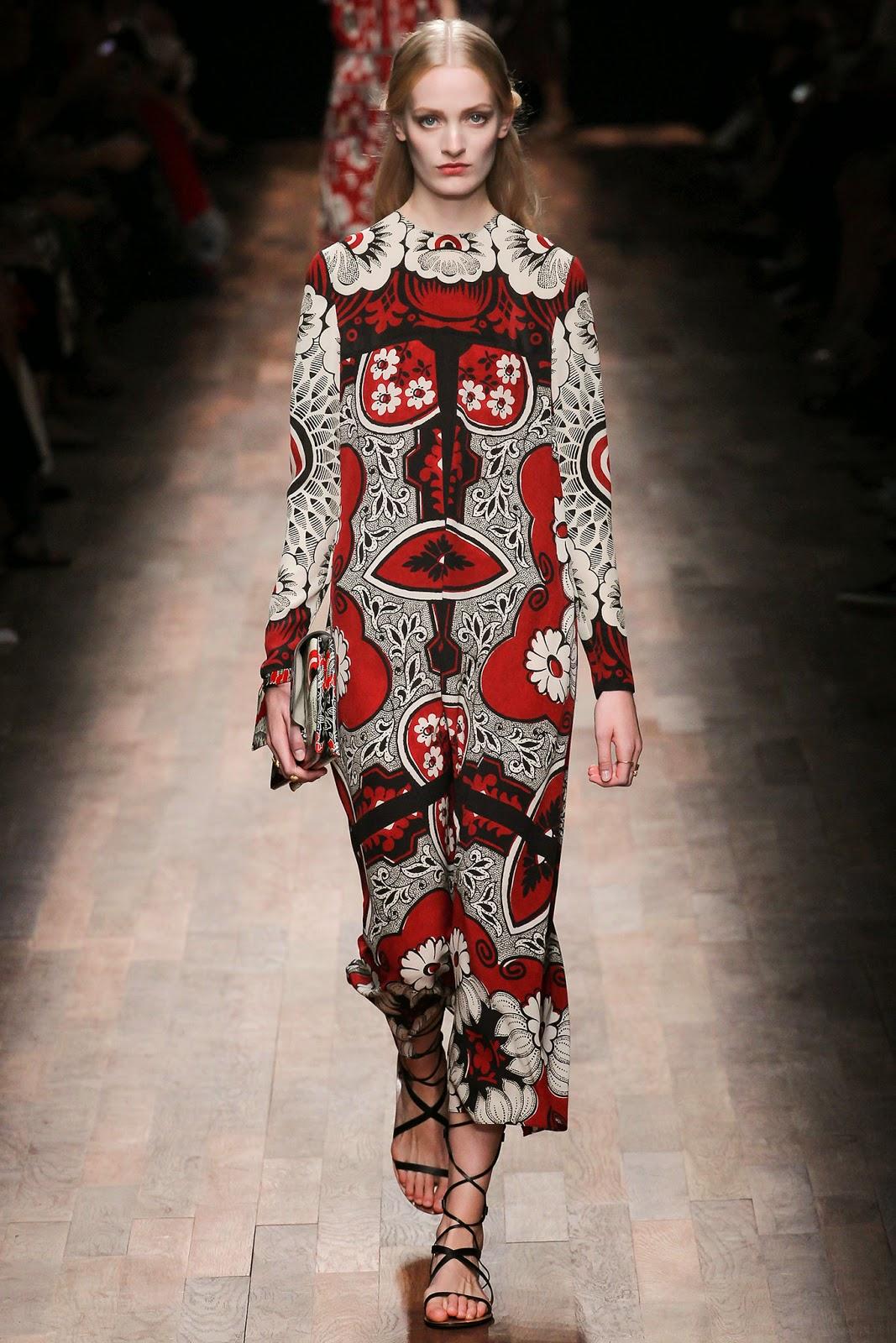 valentino 2015 summer 2016 trend women dress23 Valentino 2015 samling, våren sommaren 2016 Valentino klänning modeller, Valentino kväll klänning nya säsongen kvinnors kjolar modeller