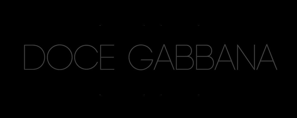 Doce Gabbana