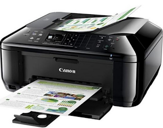 Canon PIXMA MX525 Driver Windows, Mac, Linux