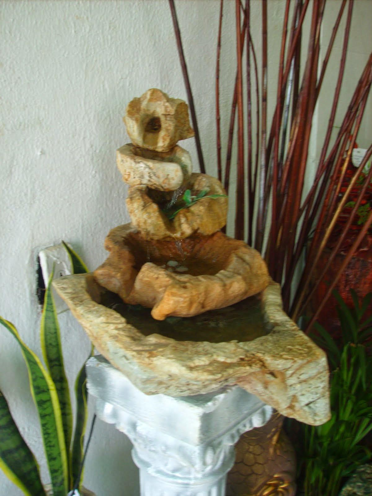 44.....ref : 0144 Cascata em pedra sabão
