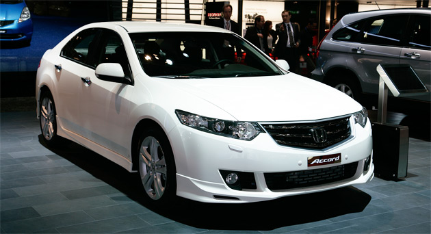 Car Barn Sport Honda Accord 2012