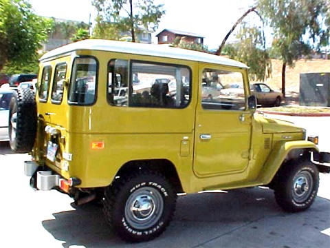 1977 toyota land cruiser cars wallpapers and pictures car. Black Bedroom Furniture Sets. Home Design Ideas