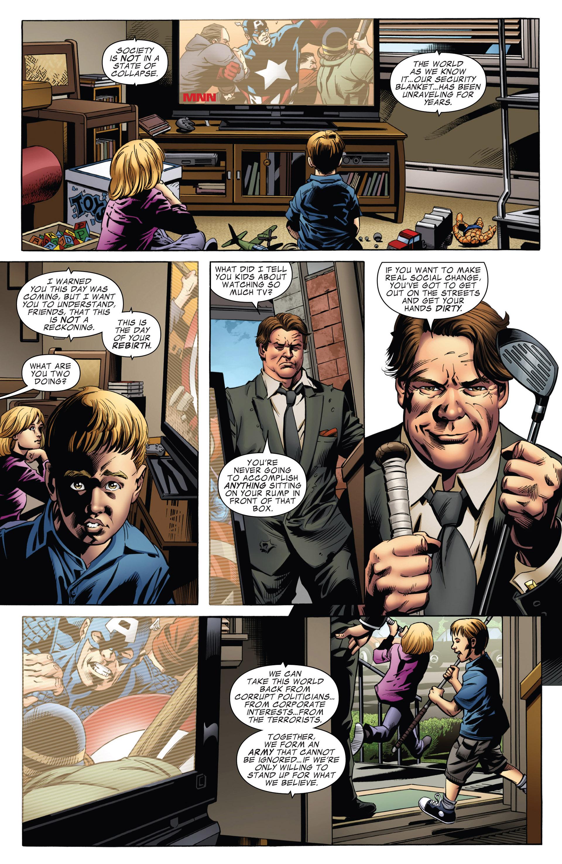 Captain America (2011) Issue #17 #17 - English 3