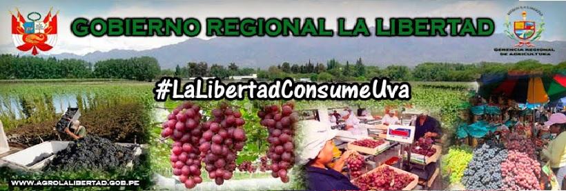 #LaLibertadConsumeUva