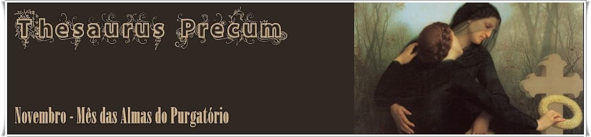 Thesaurus Precum