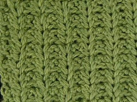 Como fazer pontos sobrepostos de crochê