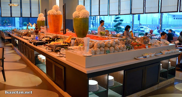 A part of the Ramadhan Buffet Preview @ Tonka Bean Cafe Impiana Hotel KLCC
